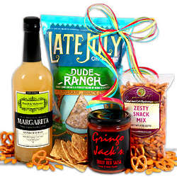 Margarita Gift Basket Stack
