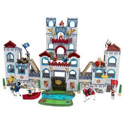 Fun Explorers Castle Play Set