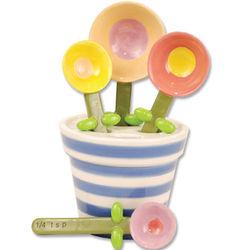 Flowerpot Measuring Spoons