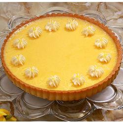 Lemon Blossom Tart