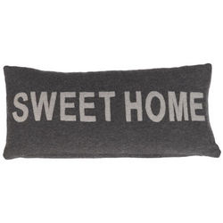 Sweet Home Wool Blend Pillow
