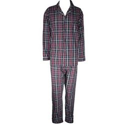 Big & Tall Peterson Easy Care Pajama Set