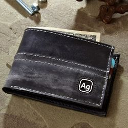 Brazos Recycled Bifold Wallet