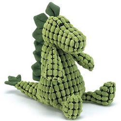 Green Dippy Dino Stuffed Toy