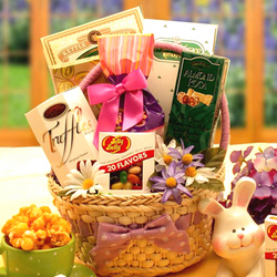 Flavors of Spring Gift Basket