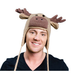 Moose Knitwits Hat