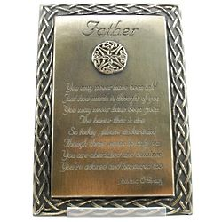 You Are Cherished Father Plaque