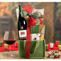 Bricklane Wine Works Pinot Noir Gift Basket
