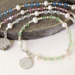 Personalized Circle Friendship Bracelet