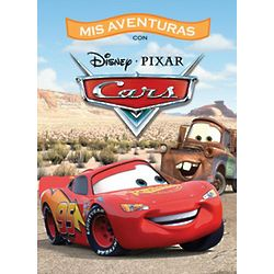 Personalized Disney's Cars Spanish Story Book