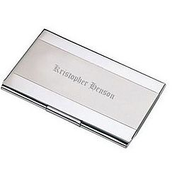 Elegant Pocket Business Card Holder
