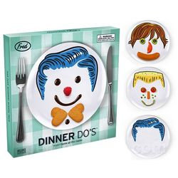 Dinner Do's Little Boy Plates