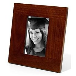 Deluxe Wood Picture Frame