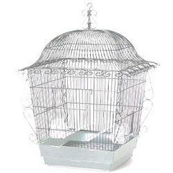 Scrollwork Jumbo Bird Cage