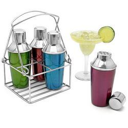 Stainless Steel Mini Cocktail Shakers