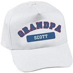 Personalized Athletic Baseball Cap