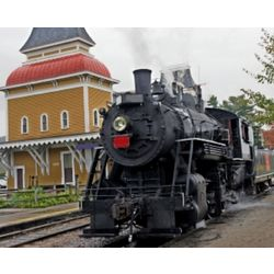 New Hampshire Dinner Train for Two