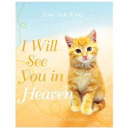 I Will See You in Heaven Book: Cat Lover's Edition