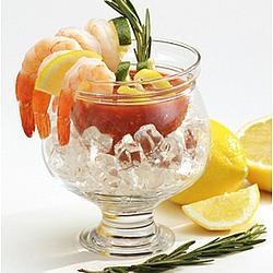 shrimp cocktail chillers. Black Bedroom Furniture Sets. Home Design Ideas