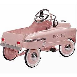 Pedal Car Pretty in Pink