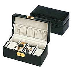 Top Grain Cowhide Watch Box