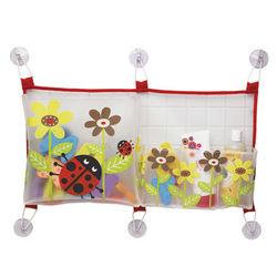 Horizontal Bath Tub Toy Bag