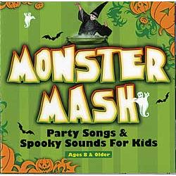 Monster Mash Compact Disc