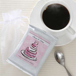 Personalized Coffee Wedding Favors