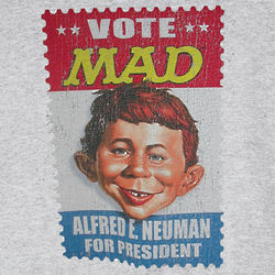 Vote Mad for President T-Shirt