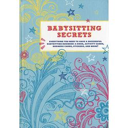 Babysitting Secrets Booklets