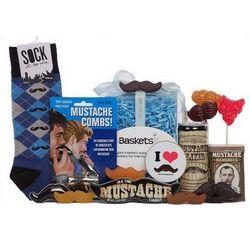 The Mr. Mustachio unBasket