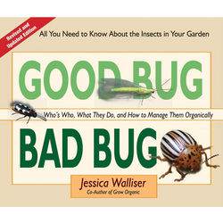 Good Bug Bad Bug Gardening Book
