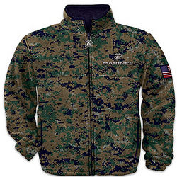 USMC Call To Action Men's Jacket