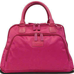 Fuchsia Breast Cancer Awareness Tote