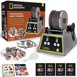 Professional Rock Tumbler Kit