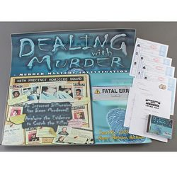 Dealing with Murder - Fatal Error Forensic Kit