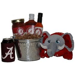 University of Alabama Tailgate Grilling Gift Basket
