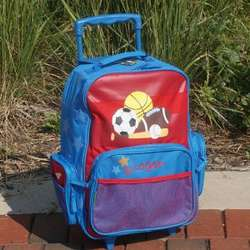 Personalized Rollable Backpack / Luggage