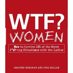 WTF? Women Paperback Book