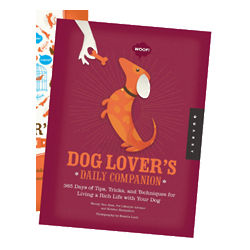 Dog Lover's Daily Companion Book
