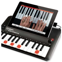 Learn to Play Keyboard for iPad or iPod