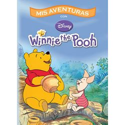 Personalized Winnie the Pooh Spanish Story Book