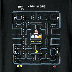 Vintage Pac Man T-Shirt