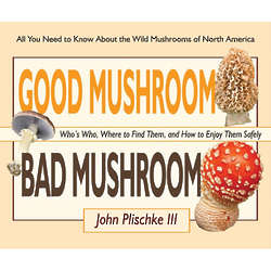 Good Mushroom Bad Mushroom Book