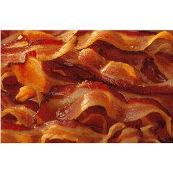 Polyester Bacon Doormat