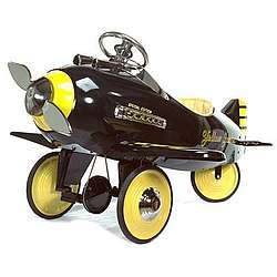Yellow Jacket Kid's Pedal Plane
