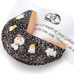 Wedding Decorated Titanic Fortune Cookie
