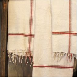 """Hand Woven """"Anything"""" Towel"""