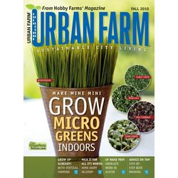 Urban Farm Magazine Subscription