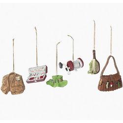 Fishing Ornaments